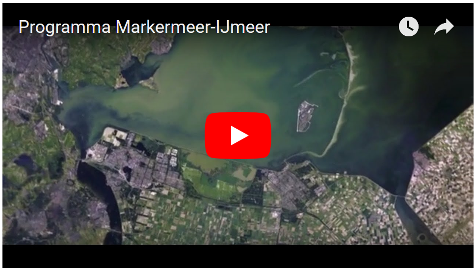 Ga naar video Markermeer-IJmee op YouTube
